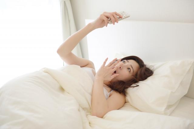 スマホ睡眠管理アプリ