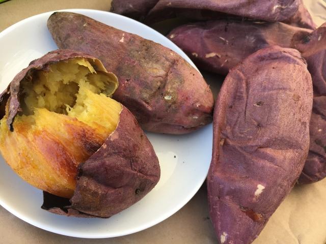 秋の味覚で美肌効果と風邪予防