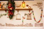 【簡単・時短・節約】クリスマス・リースが0円でできちゃった!立体カードもおウチで超簡単!
